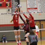 Rage in the cage: Lady Tigers sweep Killeen to stay in first-place tie