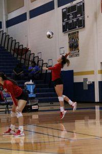 Belton Volleyball vs Copperas Cove – Photos
