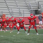 Freshman White gets stellar defensive performance, blanks Harker Heights 14-0