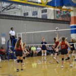 "North Belton Volleyball B-Teams bring home the ""W"""