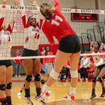 Belton volleyball sweeps Harker Heights