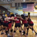 SBMS VB Travels To Midway