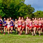 Camp Tejas/ Giddings CC Invitational Results!!