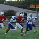 LBMS 8th Grade Split Games with Cove Jr. High