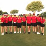 Girls Varsity Golf finishes 1st place at 11th Annual Tiger Classic  (Tiger 1,2)