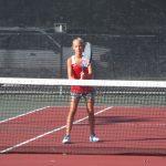 JV Tennis vs. Cameron Yoe HS