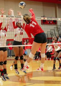 Belton Volleyball vs Harker Heights Photos