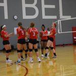 South v North Volleyball