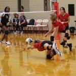 Lady Tiger JV, Freshmen Red both sweep Waco High