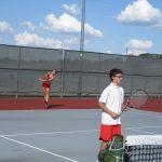 JV Tennis vs Academy