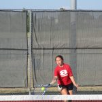 JV Tiger Tennis Adds Match with Academy