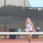 Belton Tennis vs. East View