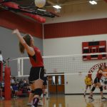 NBMS 7th grade Volleyball- Belton Tournament