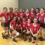 Lake Belton Volleyball: 7A cinches 2nd place in Belton Tourney