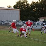 LBMS 7th FB Red vs Bonham