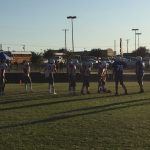 SBMS: 8th-Grade Tigers Lose 2 at Midway Blue