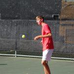 Tiger Tennis VS. Temple