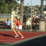 Belton Varsity Tennis Defeats Temple