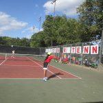 JV Tennis VS. Academy