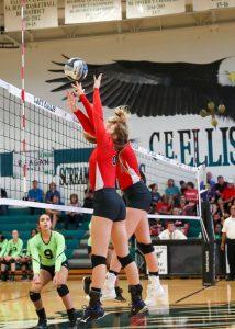 Belton Volleyball vs Temple/Ellison Photos