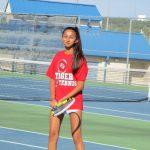 JV Tennis at Copperas Cove