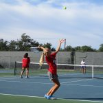 JV Tennis at Copperas Cove Result