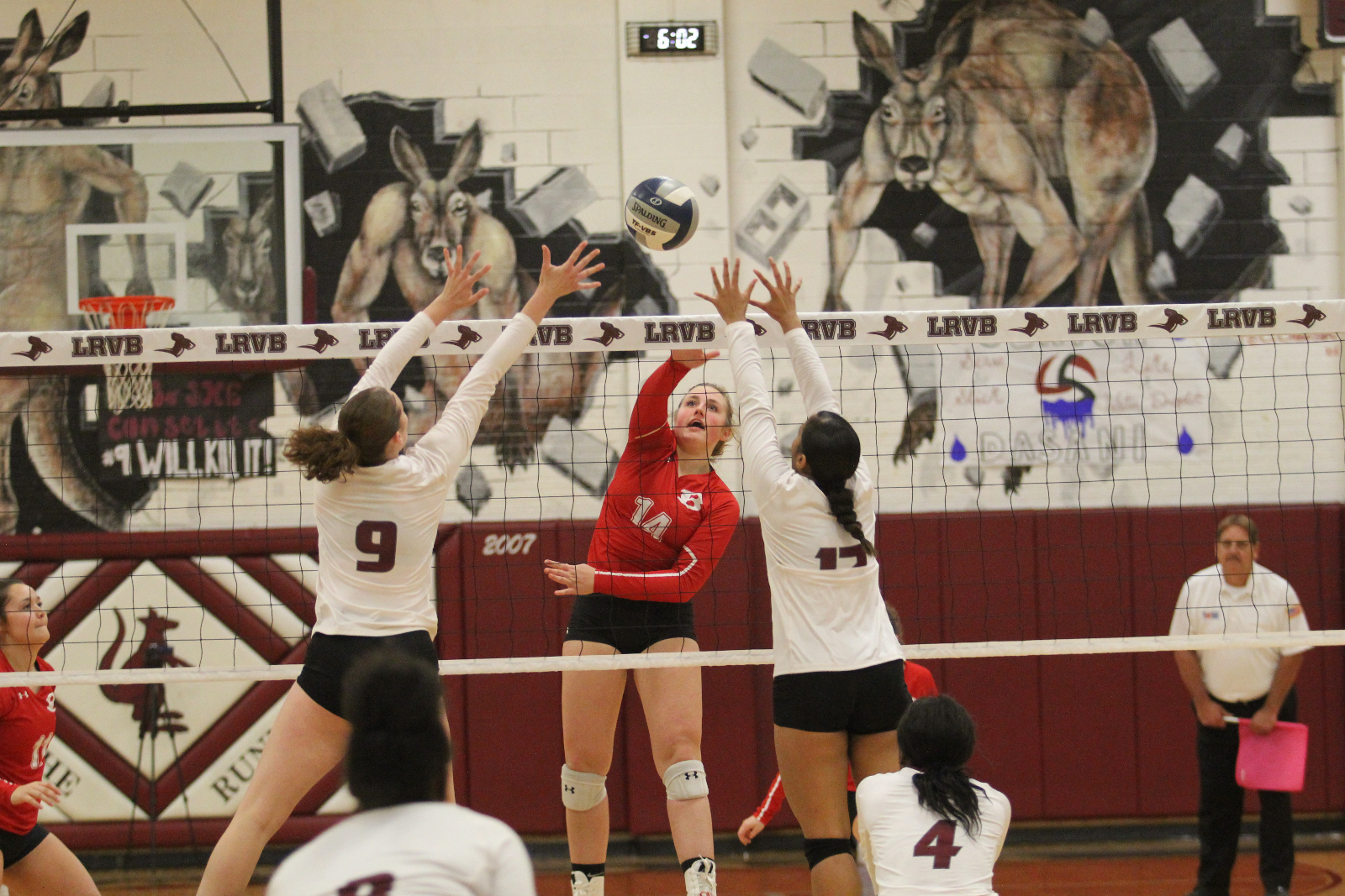 Lady Tigers end two-match slide with win over Killeen in four games