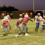 SBMS:7th-Grade Splits Home Games with Midway Red