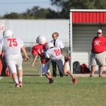 North Belton 7B shuts out Lake Belton 7B 28-0, shutout streak at six straight games