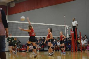 NBMS Volleyball vs. Travis