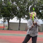 JV Tennis Districts
