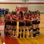 Belton volleyball drops home match to district leader Midway