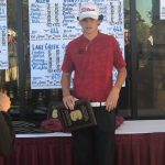 Junior Tiger Golfer Dallas Hankamer wins 42nd Annual A&M Fall Classic