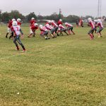 SBMS: 8th Grade Football Falls to Lake Belton