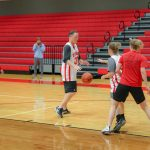 Faculty vs Student Basketball Game Photos