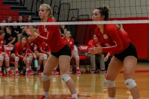 Lady Tiger Volleyball vs Cove Photos