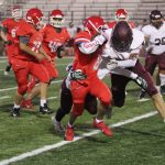 Panthers Tougher Than the Elements, Beat Tigers 29-6