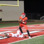 JV Red scores five first-half touchdowns in 41-20 win over Waco