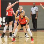 Belton Girls Basketball Opens Season with Scrimmage