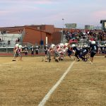 SBMS: 7th-Grade Football Loses Last Two Games