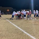 SBMS: 8th Grade Football Closes Out the Year with a Pair of Wins.