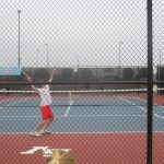 Freshman Tennis at Georgetown Tournament