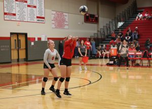 Belton Volleyball vs Shoemaker Photos