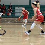 Girls Basketball Falls to Rudder in Season Opener
