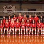 14 Belton volleyball student-athletes named in 12-6A District honors