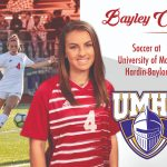 Bayley Cox signs with UMHB