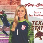 Abby Lucksinger signs with Texas State