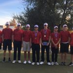 TIGER GOLF – Cedar Creek Fall Invitational Results