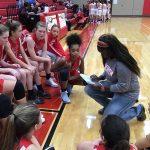 NBMS Girls' Basketball Salado Tournament
