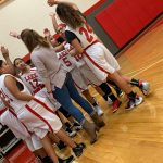 Lake Belton Lady Tigers Split the Night with Copperas Cove in Victories